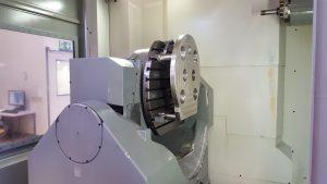 WorkNC 5-assig frezen CERN