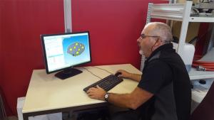 WorkNC programmeur CERN
